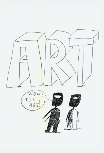 Andre Metzger Drawing 27