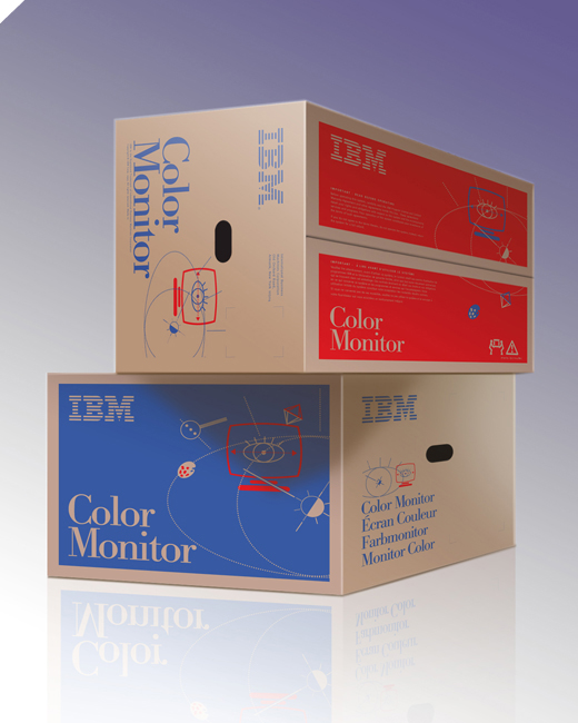 IBM Color Monitor